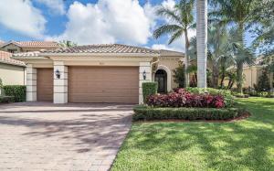 واحد منزل الأسرة للـ Sale في 5121 Isabella Drive 5121 Isabella Drive Palm Beach Gardens, Florida 33418 United States