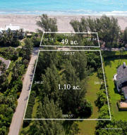 Land for Sale at 144 N Beach Road Hobe Sound, Florida 33455 United States
