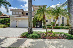 Single Family Home for Sale at 16440 E Via Venetia 16440 E Via Venetia Delray Beach, Florida 33484 United States
