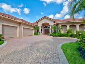 Single Family Home for Sale at 73 Saint James Terrace 73 Saint James Terrace Palm Beach Gardens, Florida 33418 United States
