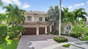 Single Family Home for Sale at 483 Savoie Drive 483 Savoie Drive Palm Beach Gardens, Florida 33410 United States