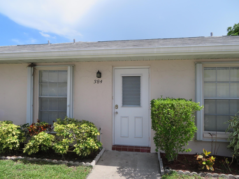 384 Bennington Lane Lake Worth, FL 33467