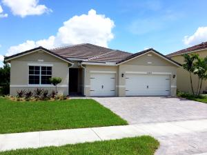 Single Family Home for Sale at 11931 Cypress Key Way Royal Palm Beach, Florida 33411 United States