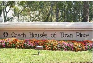 5520  Coach House Circle #f Boca Raton, FL 33486