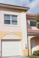 Townhouse for Rent at 509 Talia Circle 509 Talia Circle Palm Springs, Florida 33461 United States