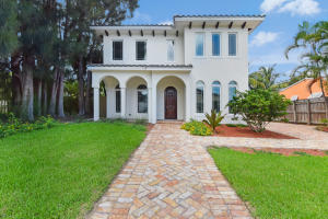 Single Family Home for Sale at 235 Greymon Drive 235 Greymon Drive West Palm Beach, Florida 33401 United States