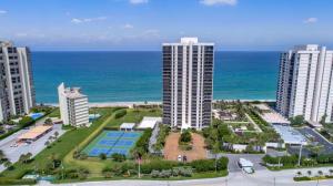 Condomínio para Locação às EASTPOINTE, 5380 N Ocean Drive Singer Island, Florida 33404 Estados Unidos