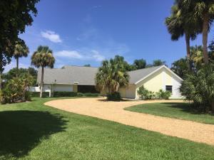 Single Family Home for Sale at 11 Loggerhead Lane 11 Loggerhead Lane Tequesta, Florida 33469 United States