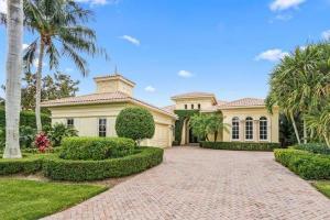 Single Family Home for Sale at 131 Via Mariposa 131 Via Mariposa Palm Beach Gardens, Florida 33418 United States