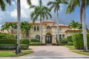 Single Family Home for Sale at 6829 Queenferry Circle 6829 Queenferry Circle Boca Raton, Florida 33496 United States