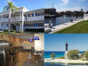 Condominio por un Alquiler en 2400 NE 36th Street Lighthouse Point, Florida 33064 Estados Unidos