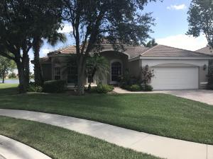 Maison unifamiliale pour l Vente à 9445 Palestro Street Lake Worth, Florida 33467 États-Unis