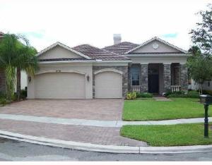 Casa Unifamiliar por un Alquiler en 8493 Butler Greenwood Drive Royal Palm Beach, Florida 33411 Estados Unidos