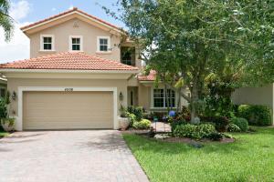 Casa Unifamiliar por un Venta en 4938 Pacifico Court 4938 Pacifico Court Palm Beach Gardens, Florida 33418 Estados Unidos
