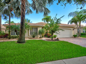Single Family Home for Sale at 13474 Shell Beach Court 13474 Shell Beach Court Delray Beach, Florida 33446 United States