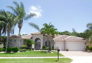 Single Family Home for Sale at 1694 Newhaven Point Lane West Palm Beach, Florida 33411 United States