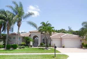 واحد منزل الأسرة للـ Sale في 1694 Newhaven Point Lane 1694 Newhaven Point Lane West Palm Beach, Florida 33411 United States