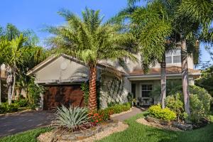 Casa Unifamiliar por un Venta en 12427 Aviles Circle 12427 Aviles Circle Palm Beach Gardens, Florida 33418 Estados Unidos