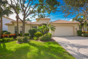 Single Family Home for Sale at 13449 Shell Beach Court 13449 Shell Beach Court Delray Beach, Florida 33446 United States