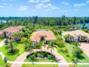 Single Family Home for Sale at 7717 Eden Ridge Way West Palm Beach, Florida 33412 United States