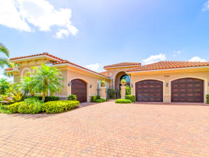 Maison unifamiliale pour l Vente à 7717 Eden Ridge Way 7717 Eden Ridge Way West Palm Beach, Florida 33412 États-Unis