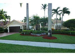 واحد منزل الأسرة للـ Rent في Boca Isles west, 19244 Redberry Court 19244 Redberry Court Boca Raton, Florida 33498 United States