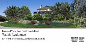 Land for Sale at 104 N Beach Road 104 N Beach Road Hobe Sound, Florida 33455 United States
