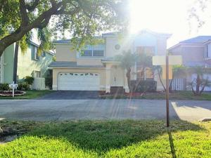 Casa Unifamiliar por un Alquiler en 4233 NW 55th Place 4233 NW 55th Place Coconut Creek, Florida 33073 Estados Unidos