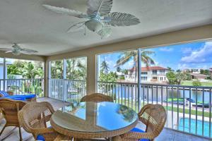 Condomínio para Locação às 1105 Bel Air Drive 1105 Bel Air Drive Highland Beach, Florida 33487 Estados Unidos