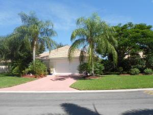 独户住宅 为 出租 在 Hampton Lakes, 12879 Hampton Lakes Circle 12879 Hampton Lakes Circle 博因顿海滩, 佛罗里达州 33436 美国