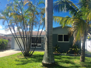 Single Family Home for Rent at 229 SE Park Street 229 SE Park Street Dania Beach, Florida 33004 United States