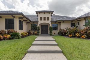 Maison unifamiliale pour l Vente à 3055 Palm Beach Point Boulevard 3055 Palm Beach Point Boulevard Wellington, Florida 33414 États-Unis