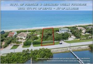 Terrain pour l Vente à 12466 Highway A1a 12466 Highway A1a Vero Beach, Florida 32963 États-Unis