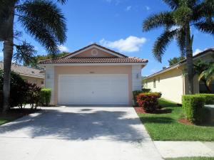 Single Family Home for Rent at The Grove, 7690 Cherry Blossom Way 7690 Cherry Blossom Way Boynton Beach, Florida 33437 United States