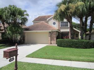 独户住宅 为 出租 在 Aberdeen, 8089 Allspice Drive 博因顿海滩, 佛罗里达州 33472 美国