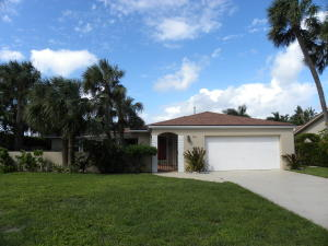Single Family Home for Rent at 191 Shelter Lane 191 Shelter Lane Jupiter, Florida 33469 United States