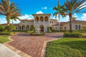 واحد منزل الأسرة للـ Sale في 6855 NW 122nd Avenue Parkland, Florida 33076 United States