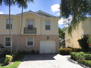 Casa unifamiliar adosada (Townhouse) por un Alquiler en 183 Santa Barbara Way 183 Santa Barbara Way Palm Beach Gardens, Florida 33410 Estados Unidos