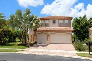 Casa Unifamiliar por un Alquiler en 10585 Galleria Street 10585 Galleria Street Wellington, Florida 33414 Estados Unidos