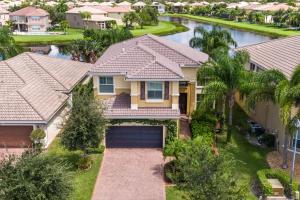 واحد منزل الأسرة للـ Sale في 8206 Emerald Winds Circle Boynton Beach, Florida 33473 United States