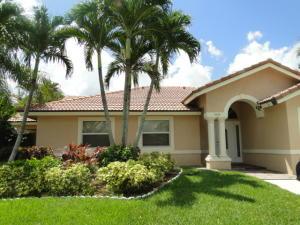 Casa Unifamiliar por un Alquiler en 9208 Edgemont Lane 9208 Edgemont Lane Boca Raton, Florida 33434 Estados Unidos