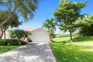 واحد منزل الأسرة للـ Sale في 7334 Morocca Lake Drive 7334 Morocca Lake Drive Delray Beach, Florida 33446 United States