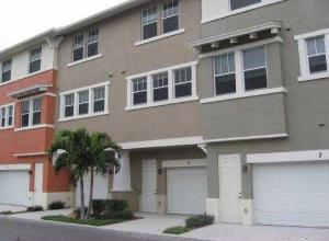 تاون هاوس للـ Rent في CITYSIDE, 660 Amador Lane 660 Amador Lane West Palm Beach, Florida 33401 United States