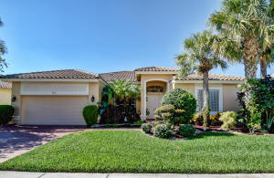 Single Family Home for Sale at 9272 Caserta Street Lake Worth, Florida 33467 United States
