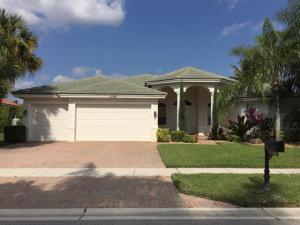 Single Family Home for Rent at 11727 Paradise Cove Lane 11727 Paradise Cove Lane Lake Worth, Florida 33449 United States