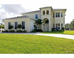Single Family Home for Sale at 6688 Duckweed Road Lake Worth, Florida 33449 United States