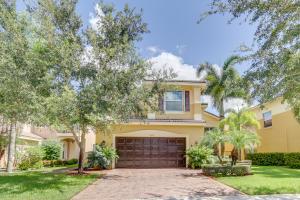 واحد منزل الأسرة للـ Sale في 8278 Emerald Winds Circle Boynton Beach, Florida 33473 United States