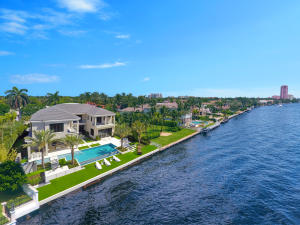 Single Family Home for Sale at 2020 Royal Palm Way 2020 Royal Palm Way Boca Raton, Florida 33432 United States