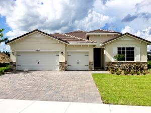 Single Family Home for Sale at 11951 Cypress Key Way Royal Palm Beach, Florida 33411 United States