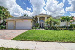 Single Family Home for Sale at 11759 Osprey Point Circle 11759 Osprey Point Circle Wellington, Florida 33449 United States